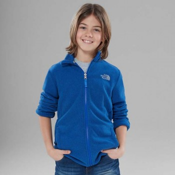 YOUTH SNOWQUEST PULLOVER FLEECE (2RTK4H4)